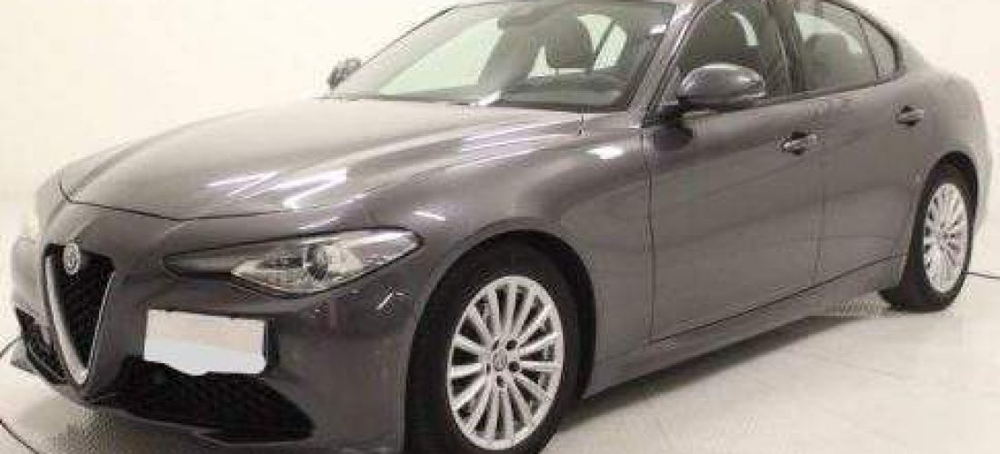 ALFA ROMEO GIULIA 2.2 JTDM 180 CV AT8 BUSINESS SPORT