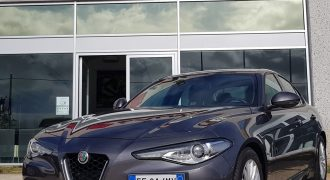 ALFA ROMEO GIULIA 2.2 JTD 180 CV AT8 BUSINESS LAUNCH SPORT
