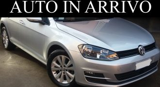 VOLKSWAGEN GOLF VII 1.6 TDI 115 CV HIGHLINE