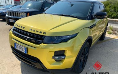 LAND ROVER RANGE ROVER EVOQUE 2.2 LIMITED EDITION 190 CV