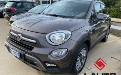 FIAT 500X CROSS 1.6 MJT 120 CV