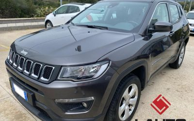 Jeep Compass 2.0 MJT 4WD