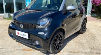 SMART FORT TWO PASSION TWINAMIC 1,0 70 CV