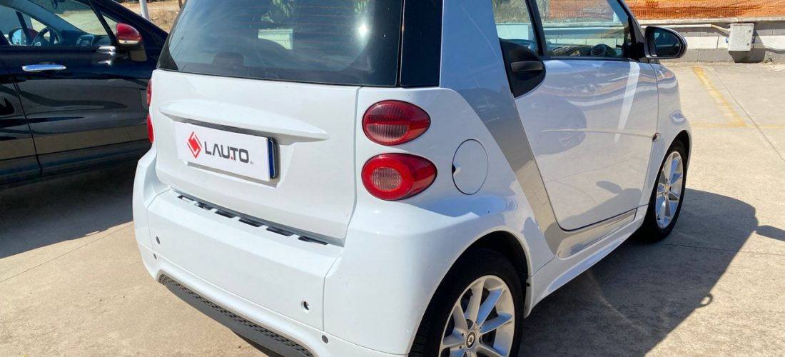 SMART FOR TWO 1.0 MHD